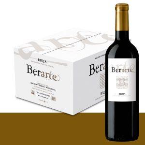 Berarte Reserva Rioja