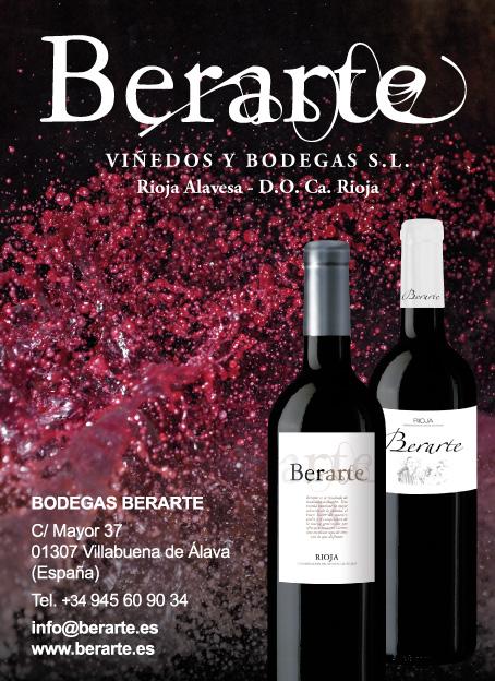 Berarte Viñedos y Bodegas S.L