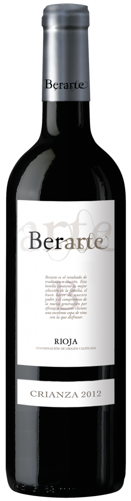 Vino Crianza Berarte - Rioja Alavesa - D.O.Ca.Rioja