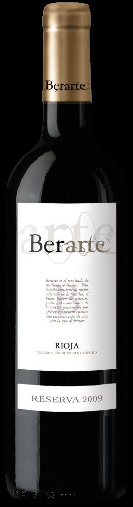 Vino Reserva Berarte - Rioja Alavesa
