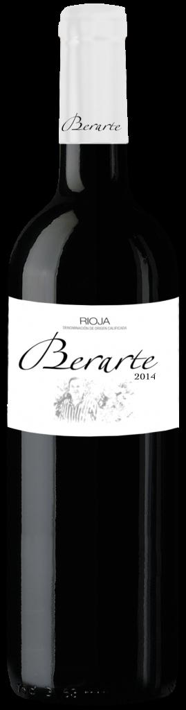 Vino Joven Berarte - Rioja Alavesa - D.O.Ca. Rioja