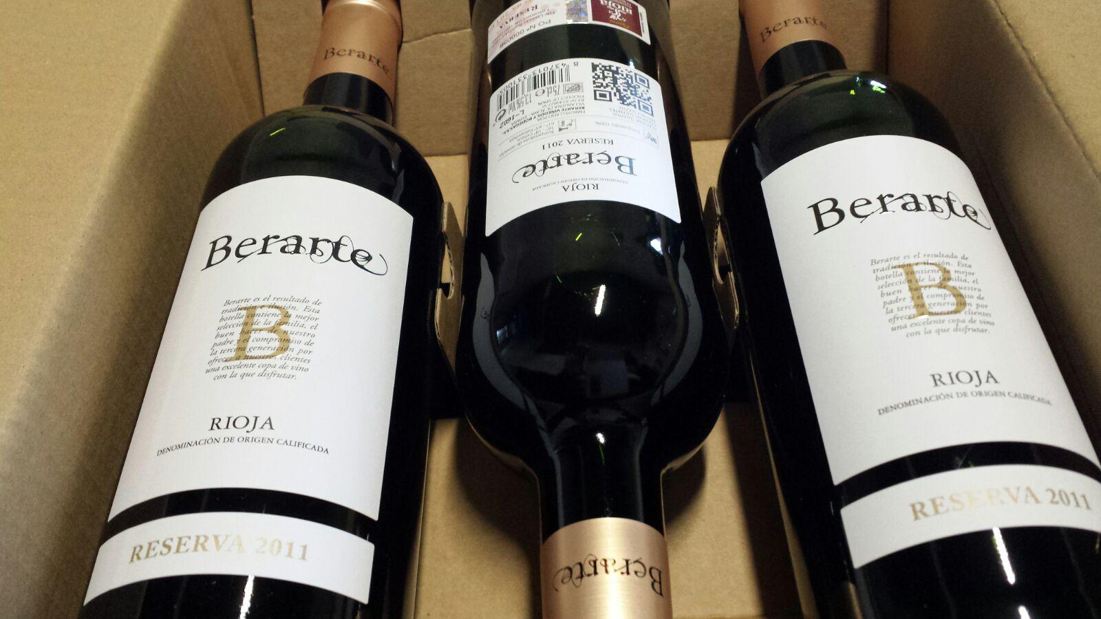 Comprar vino de Villabuena de Alava