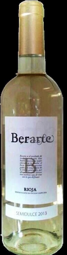 Vino Blanco Semidulce Berarte