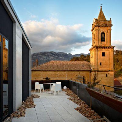 Enoturismo - Iglesia de San Andrés, Villabuena de Álava