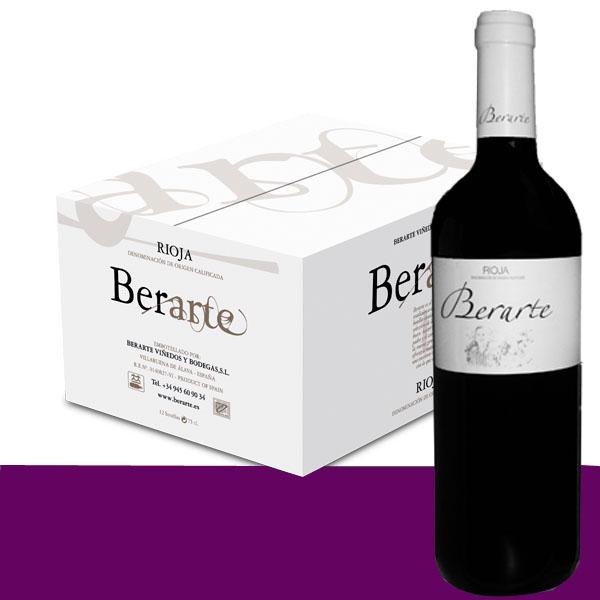 Berarte Tinto Rioja