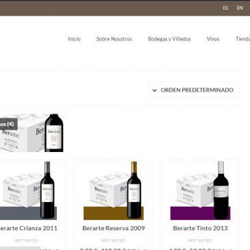 Comprar vino de Rioja Alavesa