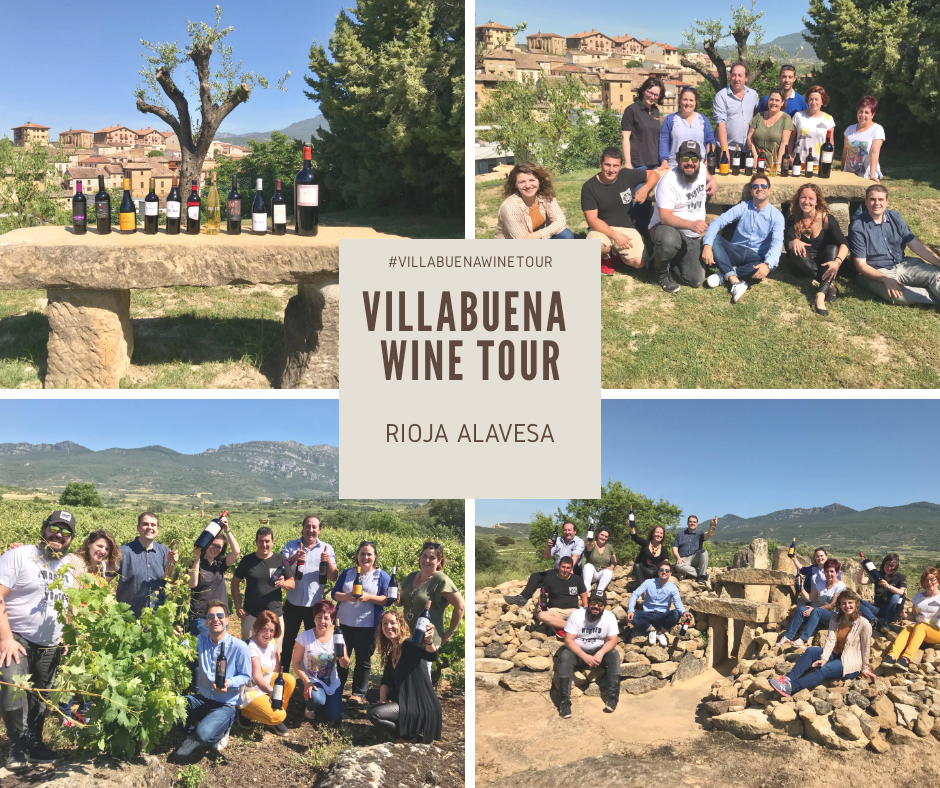 Villabuena Wine Tour